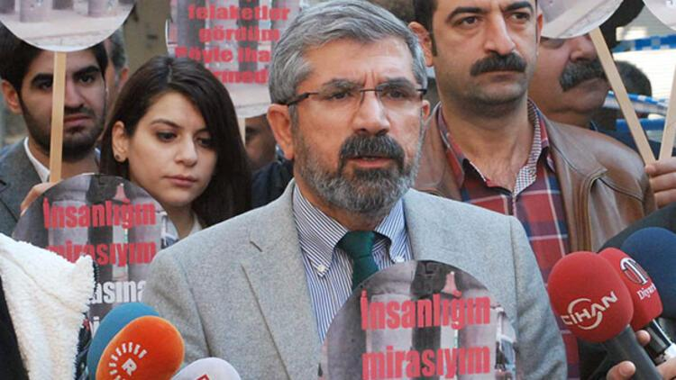 HDPli Kürkçü: Olay çatışma değil. Tahir Elçi doğrudan hedef alındı