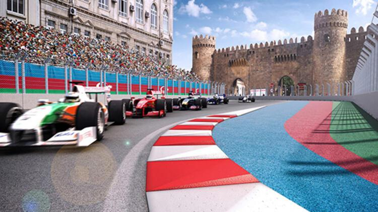 Azerbaycan'da Formula 1'e doğru