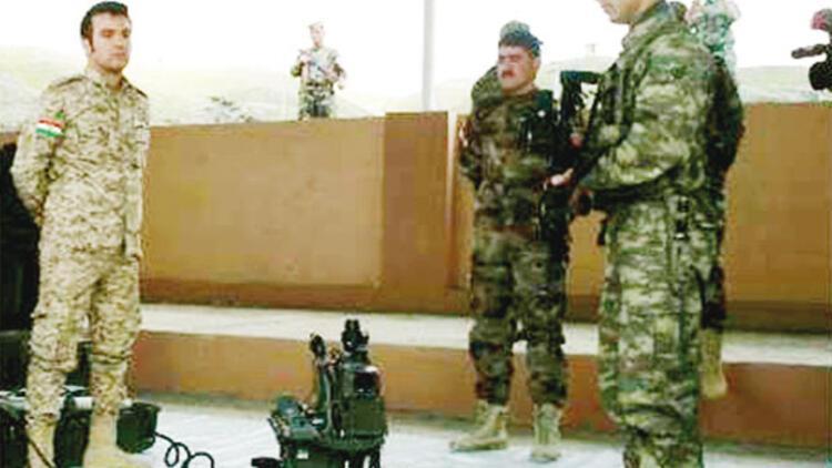 Kuzey Irak'ta 2 bin Türk askeri