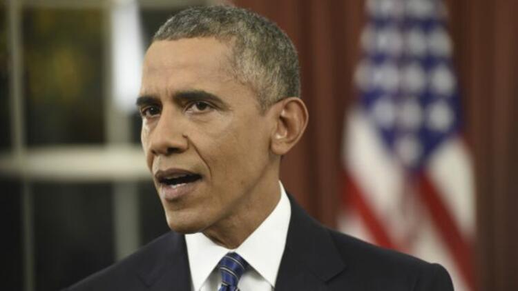 ABD Başkanı Obama, San Bernardinoda yaşanan olayın adını koydu