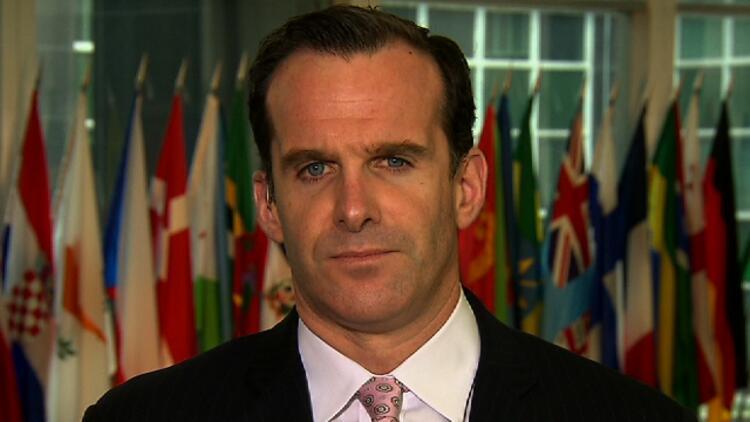 Obama'nın özel temsilcisi McGurk: Türkiye'nin Irak topraklarına asker konuşlandırmasını desteklemiyoruz