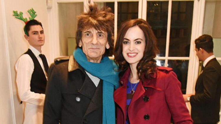 Rolling Stones'un genç delikanlısı 68 yaşında ikiz babası olacak