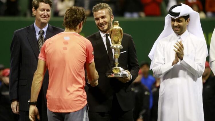 Beckham'dan Katar 2022'ye destek