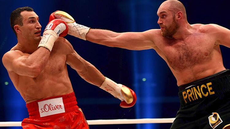 Tyson Fury, IBF kemerini kaybetti!