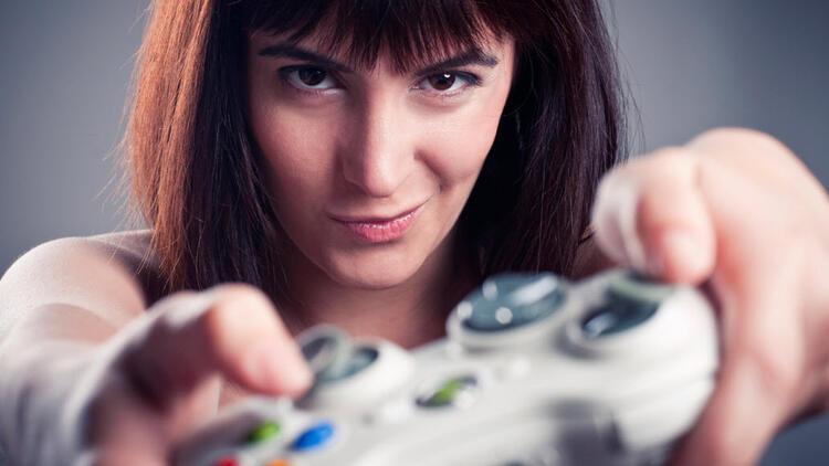 Kadınlar oyun dünyasına el atıyor