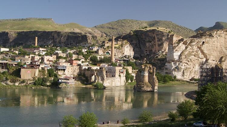 Hasankeyf, Avrupa'nın tehlike altındaki 14 kültür mirası listesinde
