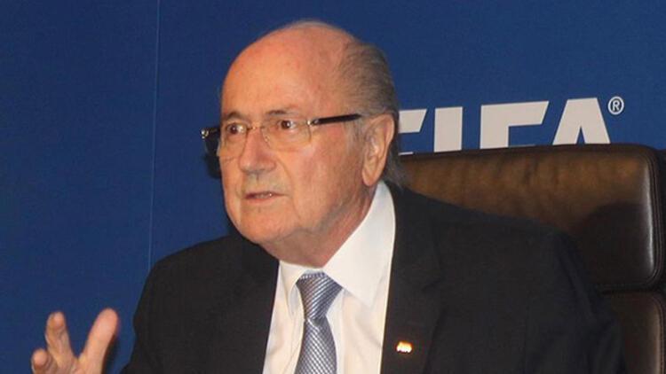Blatter'dan FIFA üyesi federasyonlara mektup