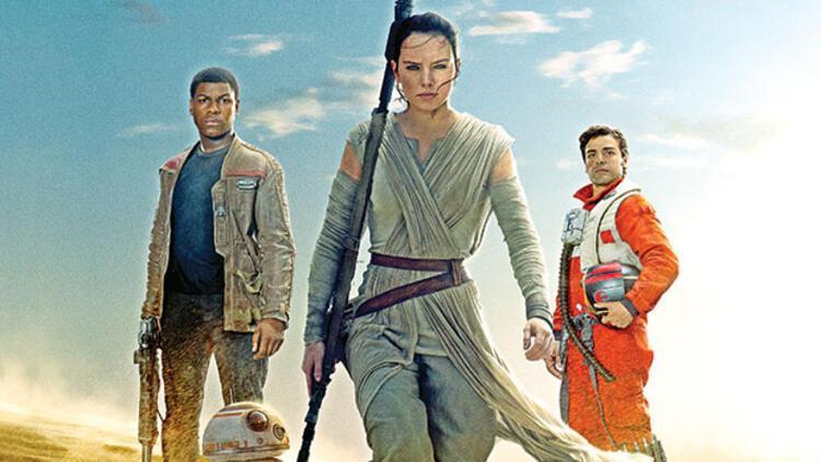 Star Wars yıldızları Hürriyet'e konuştu: Galaksinin geleceği şimdi onların elinde!