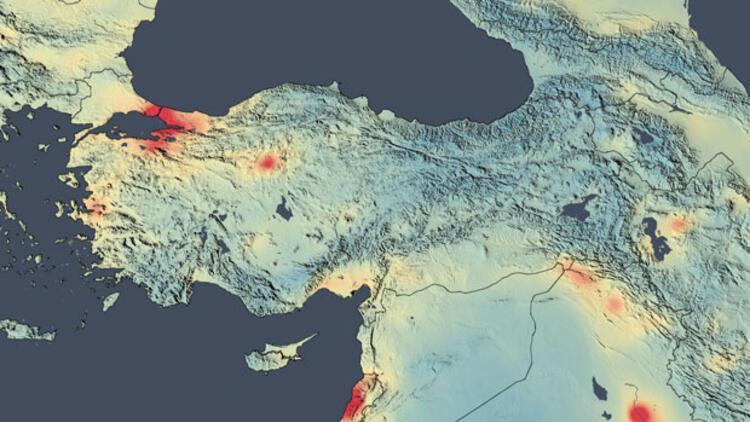 İstanbul'un havası10 yılda fena bozuldu