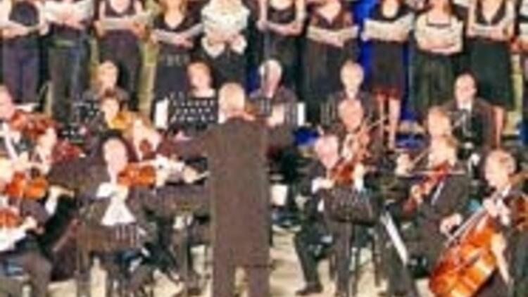 Marmaris'te Mozart Çılgınlığı