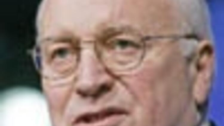 Cheney cancels his visit to Turkey
