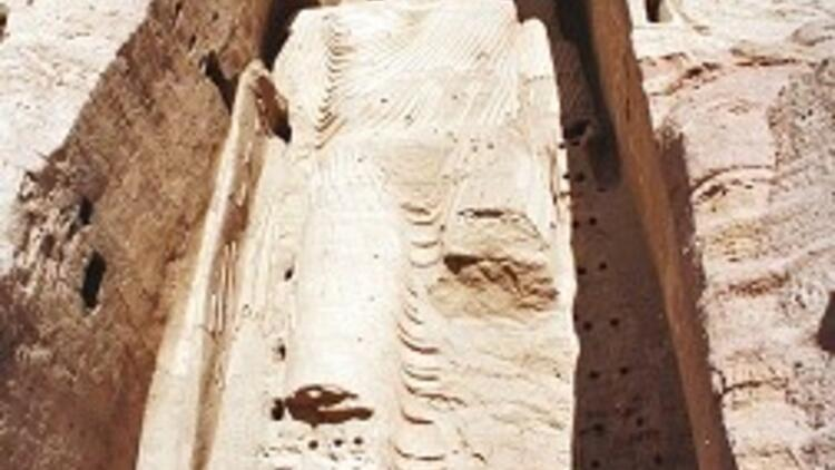 Japonya, Buda heykelleri için Taliban'a yalvarmış