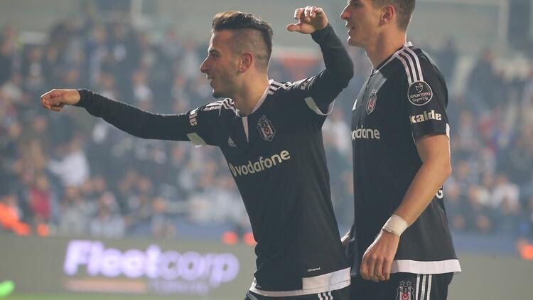 Beşiktaş 4-0 Konyaspor
