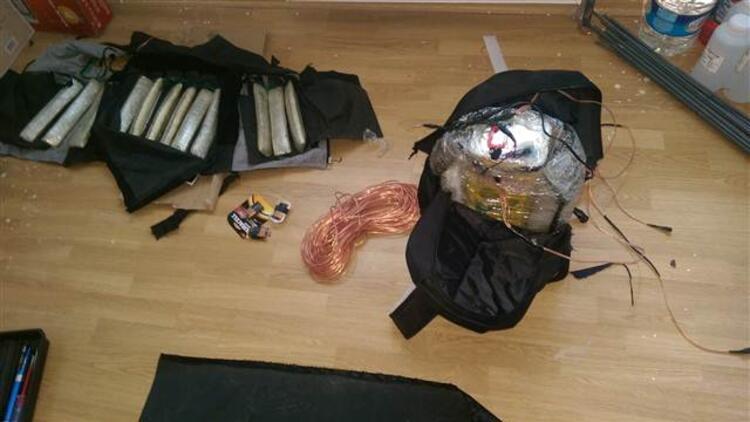 Son dakika: Ankara'da 2 canlı bomba yakalandı