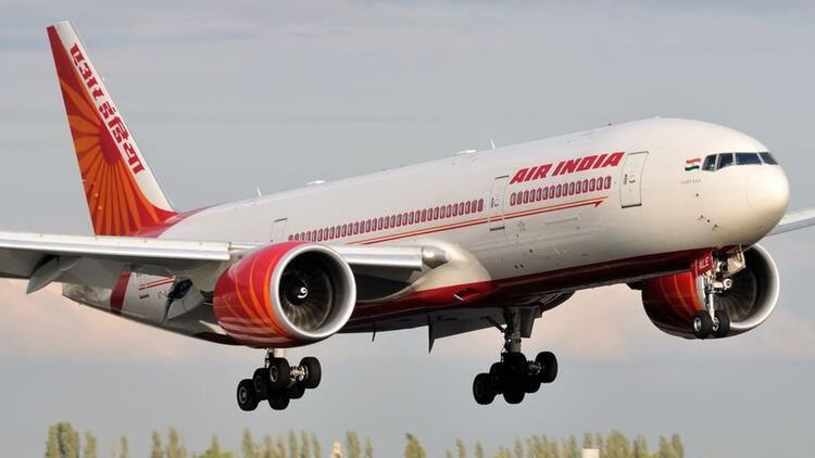 Air India uçağında 'fare' paniği