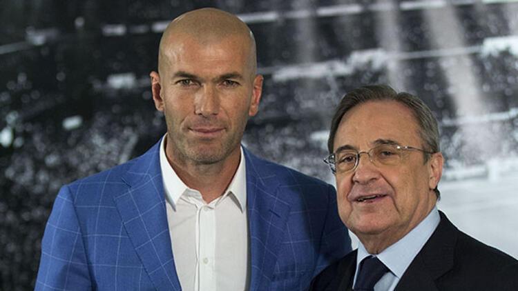 Real Madrid'de Zidane dönemi