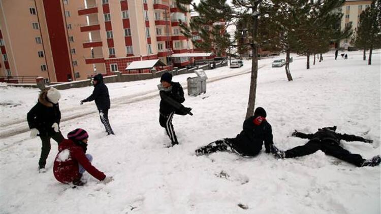 6 Ocak'ta kar nedeniyle okulların tatil edildiği iller
