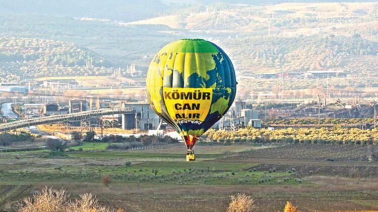 Kömüre karşı balon