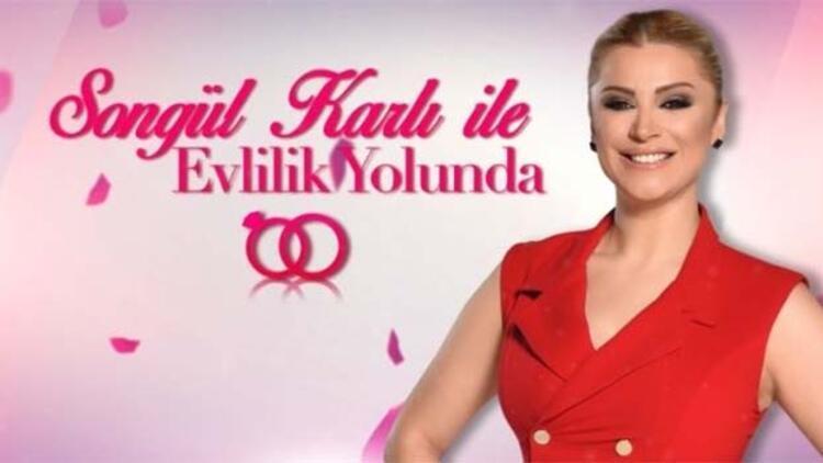 Songül Karlı Evlilik Programına Başladı!