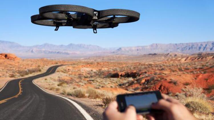 Sivil havacılık drone ve İHA'ları kayıt altına alıyor