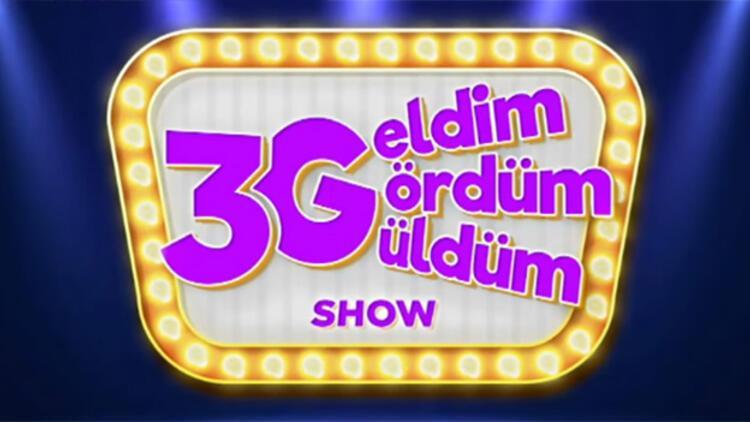 Geldim Gördüm Güldüm Show 1. Bölüm Tanıtımı izle