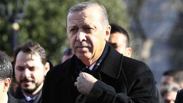 Erdoğan'dan 'akademisyenler bildirisine' sert sözler