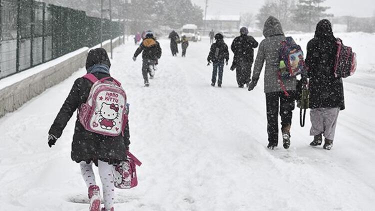 20 Ocak 2016 Bursa'da Okullar tatil mi?