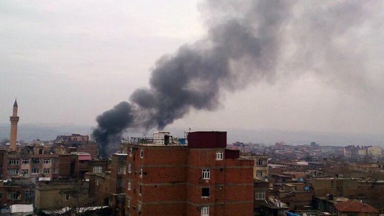 Diyarbakır Sura özel ordu birlikleri girdi