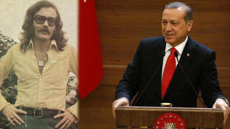 İşte Cumhurbaşkanı Erdoğanın örnek gösterdiği Cem Karaca şarkısı