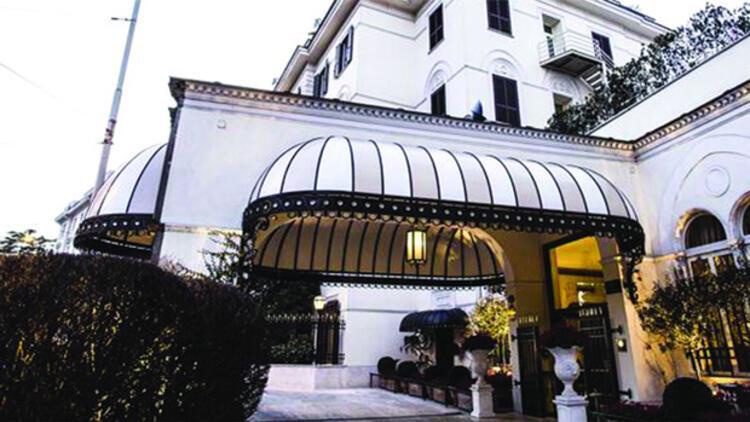 Ferit Şahenk Roma'da otel aldı