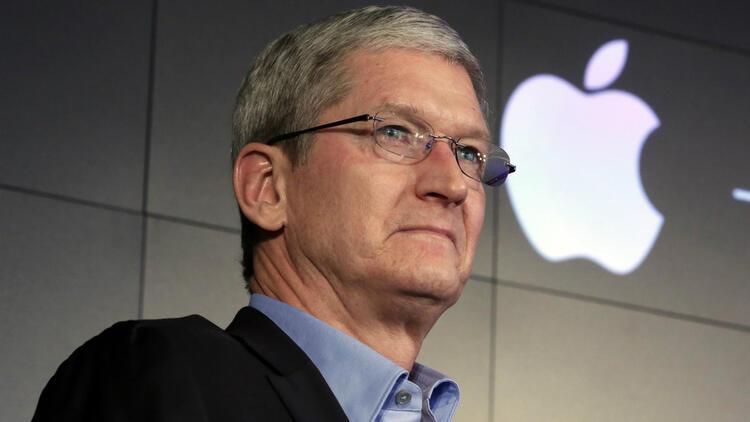 """Apple CEO'su Brüksel'de """"vergi lobisi"""" yaptı"""