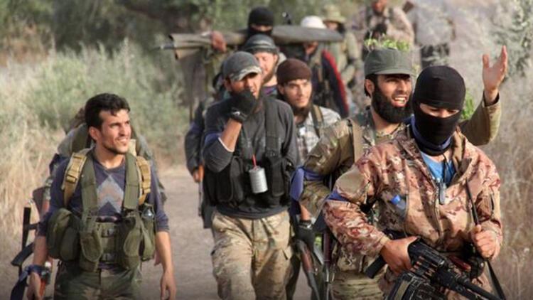 Suriyeli savaş suçu zanlısı Almanya'da yakalandı