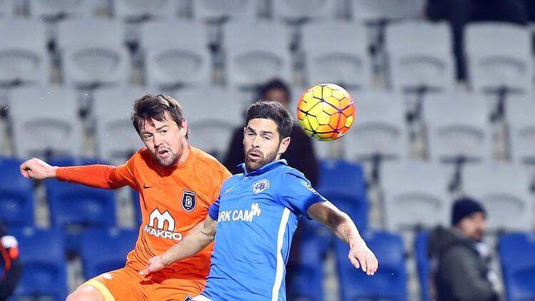 Medipol Başakşehir 1-1 Kasımpaşaspor