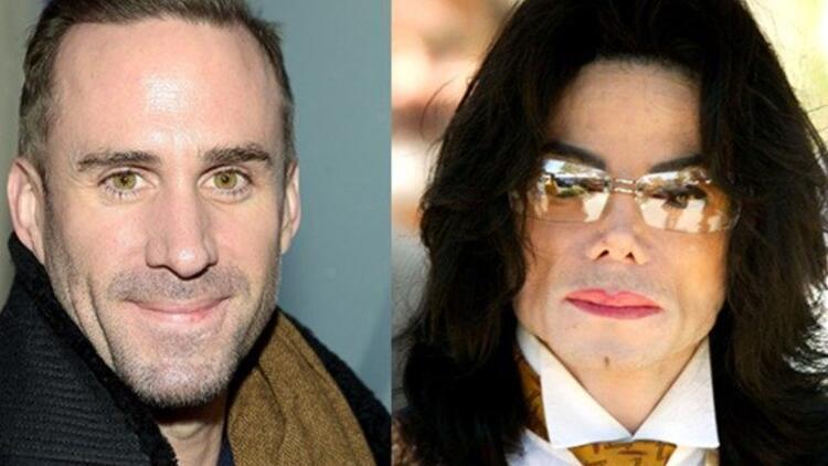 Michael Jackson'ı beyaz oyuncu Joseph Fiennes canlandıracak