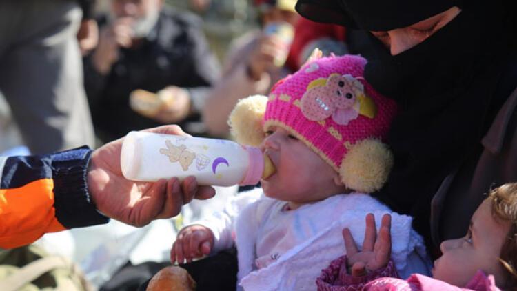 Bayırbucak'tan kaçan çocukların sayısı 2 bin 334'e ulaştı
