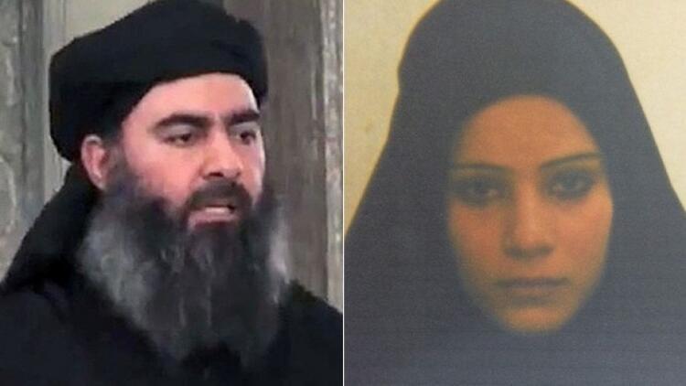 IŞİD elebaşı Bağdadi'nin baldızı Kürt hapishanesinde