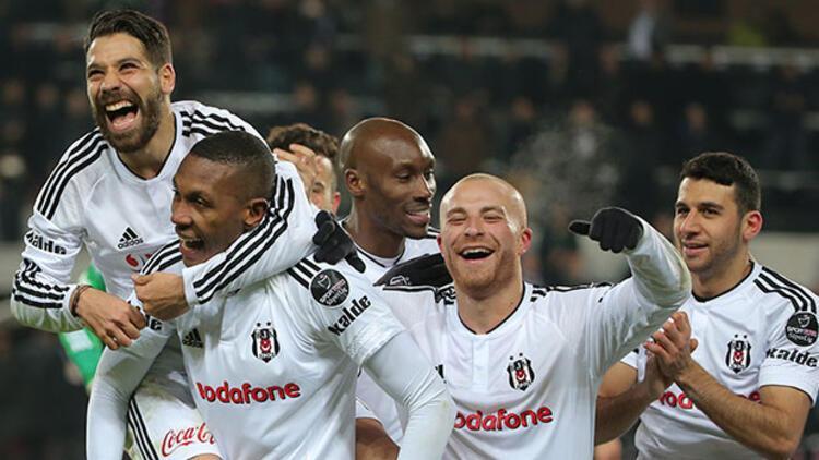 Beşiktaş 4-0 Gaziantepspor