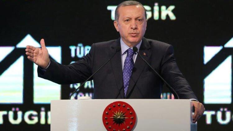 """Cumhurbaşkanı Erdoğan'dan sert mesajlar: """"Bizim alnımızda 'enayi' yazmıyor"""""""