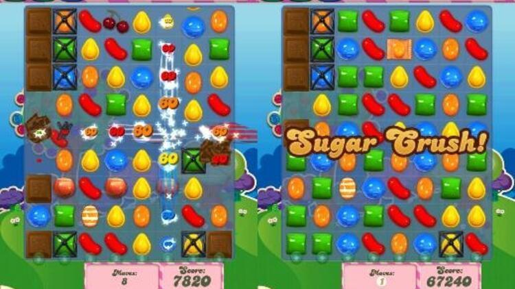 Candy Crush neden bu kadar bağımlılık yapıyor?