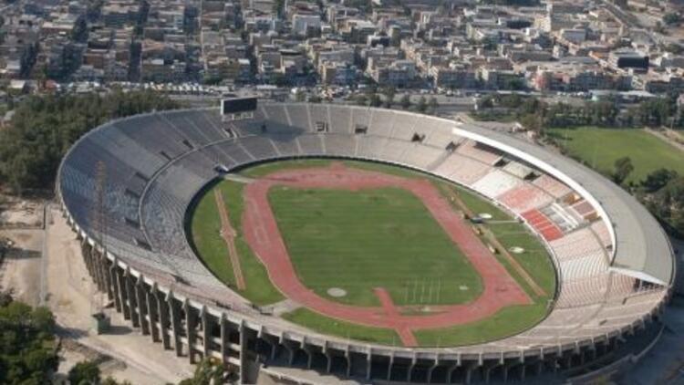 Karşıyaka'da rota Atatürk Stadı