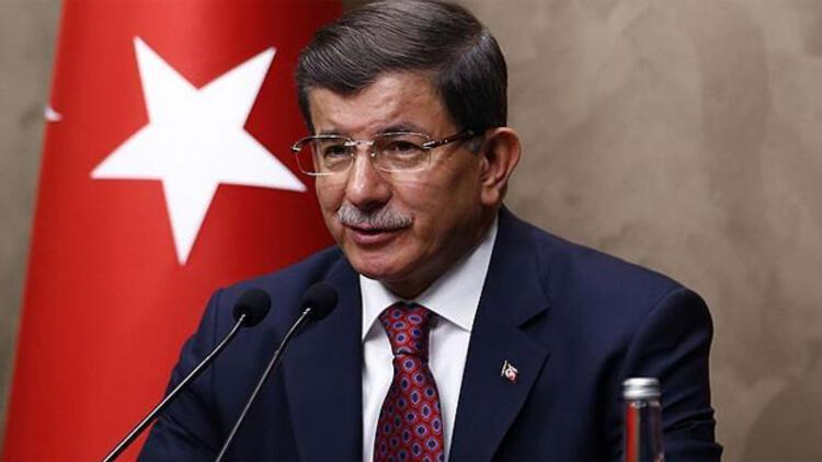 Başbakan Davutoğlu: Azez ve civarındaki tehdit oluşturan güçlere karşı mukabelede bulunulmuştur