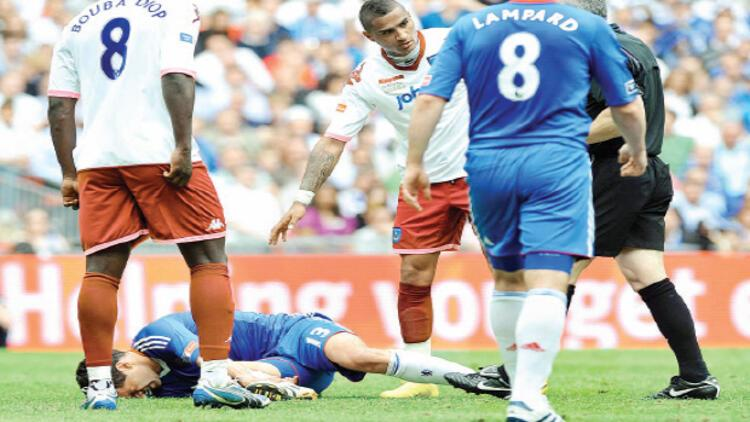 Boateng: 'Ballack'ı sakatladığım için milli futbolcular bana teşekkür etti'