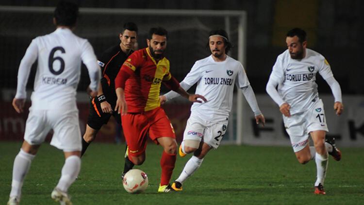 Göztepe 1-0 Denizlispor