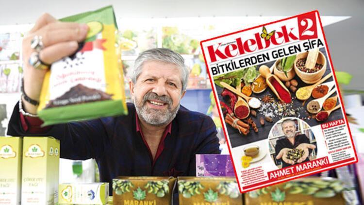 Prof. Dr. Ahmet Maranki bitkilerden gelen şifayı Kelebek'te anlatıyor