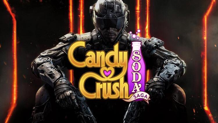 Candy Crush'ı Activision 5.9 milyar dolara aldı
