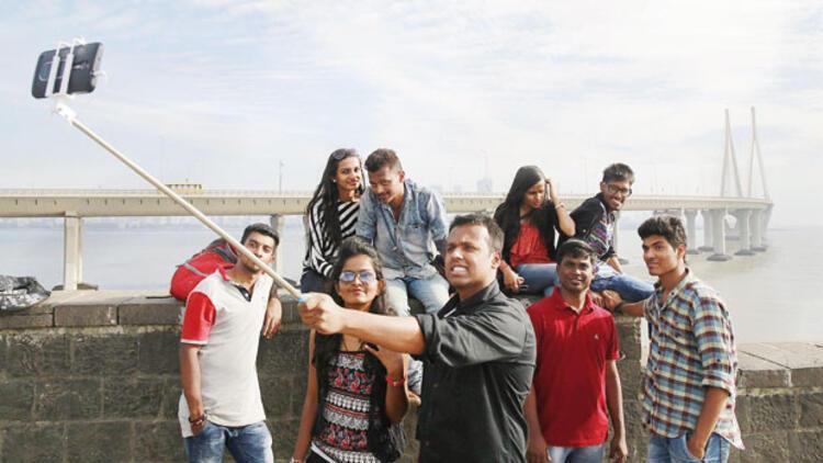 Mumbai'de selfie yasak
