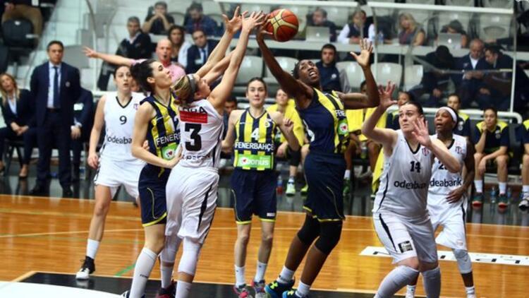 Beşiktaş 71-78 Fenerbahçe
