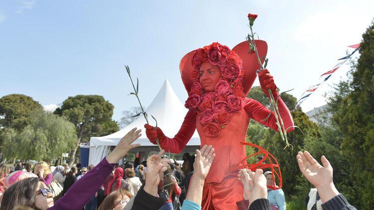 İzmirli kadınlara festival