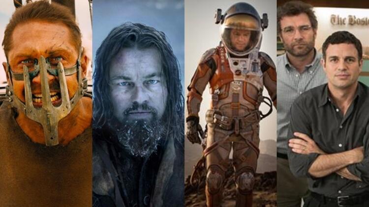 2016 Oscar adayları gişede ne kadar kazandı?