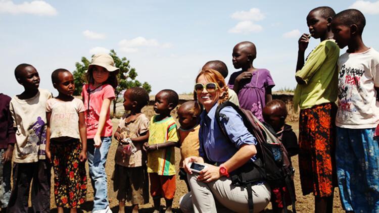 Çocukla safari turu nasıl yapılır?